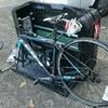 友達のバイクを整備したりバラしたり