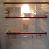 冷蔵庫のそうじ