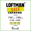 【SALE EVENT】LOFTMAN caravan in TOKYO!!!!!