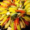 オーブンなくても魚焼きグリルで作れる簡単で美味しいメニュー、ぎゅうぎゅう焼き