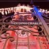 メルヘンちっくなパステルピンクの教会「タンディン教会」@ホーチミン, ベトナム