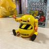 UNBOX&FRIENDS メカトロウィーゴはずんぐりむっくりで可愛いソフビ!