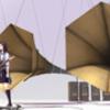 雑談:巨大構造物と少女シリーズ「届くかな、この歌」