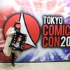 東京コミコン2017レポ【展示・企業ブース編】映画・コミックの祭典!