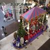 装飾テント!クリスマスの飾りにどうぞ!
