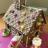 IKEAのクリスマス ジンジャーブレッドハウス