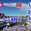 【デンマーク・ノルウェー】ドラオア&ベルゲン【北欧旅行】