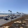 コロナがアメリカを襲った2020年4月には、モーターホ-ムを隔離施設として活用していた、ロサンゼルス空港近くのビーチ沿いにある人気の『Dockweiler (ドッグワイラー) RV Park』にDry Camper Siteが増設されました!