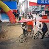 三輪自転車タクシー