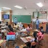 3年生:日本製鉄の出前授業① 1組&2組