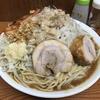 ラーメン二郎 亀戸店 『大ラーメン+タマネギキムチ+汁なし』