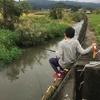秘密の川へ