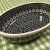 新しいグラタン皿
