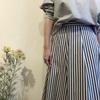 春夏のコーデに映えるスカート。