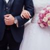 家族だけの小さな結婚式