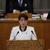 20日、議会最終日、神山県議が討論