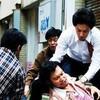 剛、走る『日本で一番悪い奴ら』