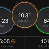 ジョギング10.31km・静岡4日前、過酷な日々は続く