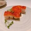 殿堂入りのお皿たち その442【富麗華 の 羊城脆焼肉(皮つき豚バラ肉のパリ焼き)】