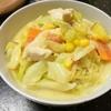 【1食87円】ミルクスープdeワンポットパスタの作り方~ズボラ専用の乾麺直球型スパゲッティレシピ~
