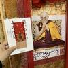 【日々】吉村均先生を講師に、ダライ・ラマ法王の著書『思いやりのある生活』の読書会が始まりました