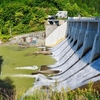 清水沢ダム(北海道夕張)