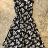 【AMBALI】FLOWER PRINT DRESS