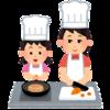 2歳児の料理のお手伝い:子供と一緒にクッキー作り