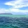 目の前に広がる熱帯魚!サンドバーでシーウォークを体験してみたらすごい光景が見れた