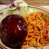 札幌市 カレーとハンバーグの店 カリー軒 / 肉汁動画撮ってみた