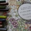 完成】色辞典色鉛筆『 vol.3 deep tone 』の10本で塗ってみました☆心ときめく四季のワルツより
