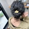 オトナっぽい【まとめ髪のためのフルウェーブ】が楽チンです