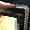 ネスターマーティンS43(薪ストーブ)のドア開閉がゆるくなった?ということでファイバーロープの具合を確認してみよう!解決方法やいかに!?