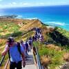 【ハワイ】バスは危険?!ダイヤモンドヘッド登山、4つの行き方、おすすめはどれ?注意点や持ち物など