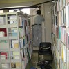 【引っ越し日記】書架耐震工事を行いました