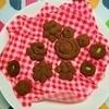 小麦、卵、乳製品不使用。上新粉のチョコクッキーの作り方。