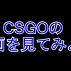 【CSGO】動画を見てみよう【初心者向け】