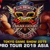 Capcom Pro Tour Asia Premiere 2019(TokyoGameShow)のトーナメント表のプールチェックして気になった海外勢