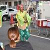 8月24日都筑区大倉山サンハイツ夏祭りで披露しました