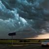 旅行やドライブ中に雹(ひょう)が降ってきたらどう対処すればいいのか?