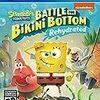 スポンジボブゲーム「Battle for Bikini Bottom - Rehydrated」はかなりやりごたえあり