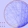 元号で使われた漢字の関係グラフ