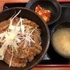 【グルメNo.4】 「北海道マルハ酒場」のジンギスカン丼/御徒町