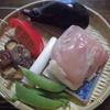 ナスととり肉の甘酢炒め Part2