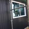 上棟49日目、サイディング、階段工事、入居者募集開始
