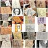 #363 「似顔絵美人300展」の自作パネルの原画とか日々のこと その2-3