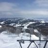 上越国際スキー場最高!