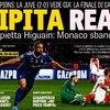 【試合後コメント】 2016/17 UEFA CL SF-1 モナコ対ユベントス