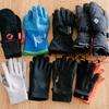 冬の登山や写真撮影で使ってる手袋(グローブ)をまとめてみた