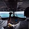 モルディブの水上飛行機は、パイロット席からの景色がおすすめ! Milaidhooへの旅